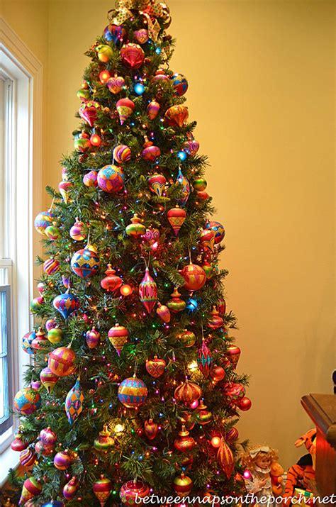 themed christmas tree designs