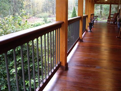 ipe mahogany decking deck wood cedar decks vs porch hardwood groove tongue flooring floor use composite porches should screened redo