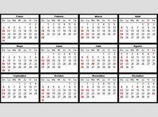 Calendario 2010 EnlaceTotalcom