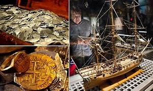 Whydah Gally  Is Pirate Treasure Lost 300 Years Ago In