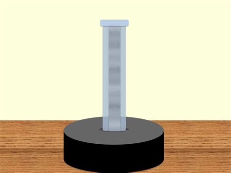 hockey puck rain gauge  steps  pictures