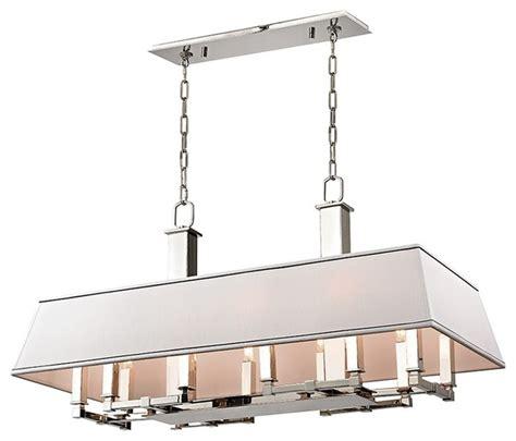 kitchen island and table lighting hudson valley lighting kingston transitional kitchen