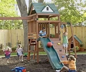 Bauen Für Kinder : spielplatz f r kinder im garten kreative ideen f r ~ Michelbontemps.com Haus und Dekorationen