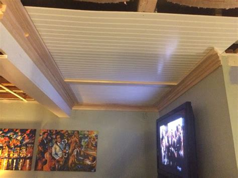 Best Drop Ceilings For Basement by 25 Best Ideas About Drop Ceiling Panels On