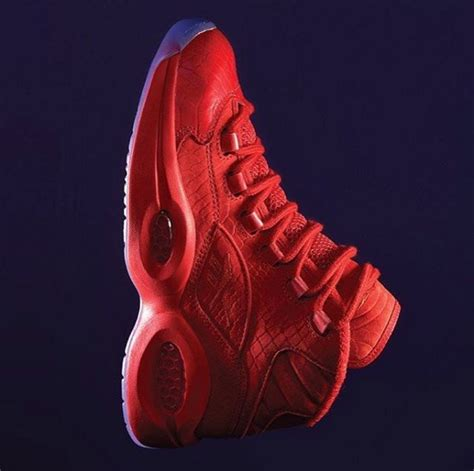 teyana taylor question shoes the teyana taylor x reebok question mid arrives in