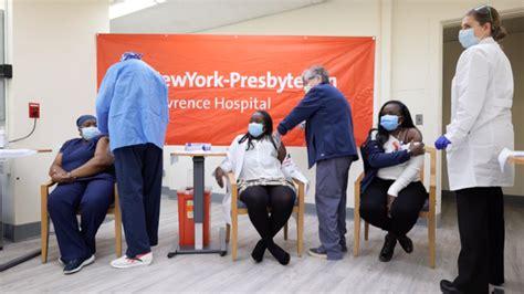 Three Sisters Working as New York Hospital Nurses Receive ...