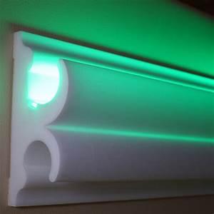 Indirekte Led Beleuchtung : indirekte beleuchtung wandprofil ~ Michelbontemps.com Haus und Dekorationen