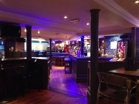 Modern Interior  Picture Of Oscars Bar, Glasgow Tripadvisor