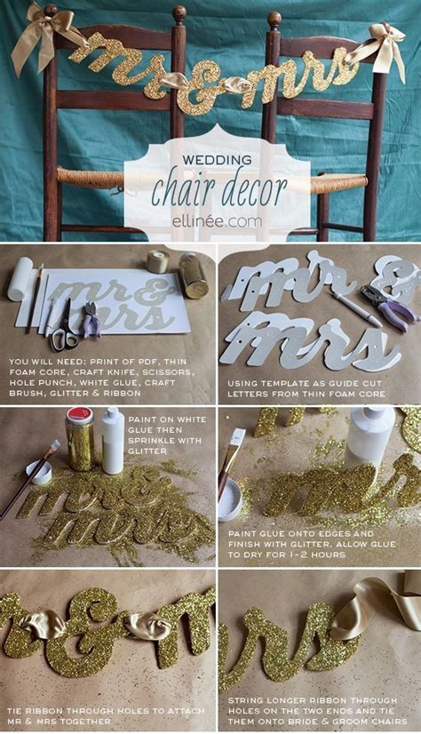 40 wedding craft ideas to make sell