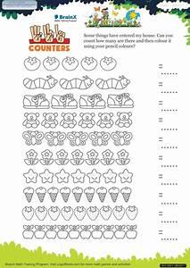 Math Worksheets -