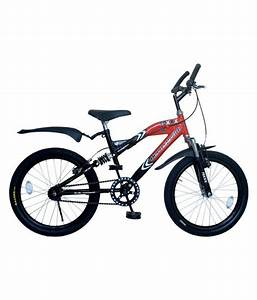 Hero Foxxx 20t Red Bicycle Kids Bicycle  Boys Bicycle  Girls Bicycle  Buy Online At Best Price On