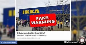 Ikea Gutschein Versandkosten : faktencheck 500 ikea gutschein mimikama ~ Orissabook.com Haus und Dekorationen