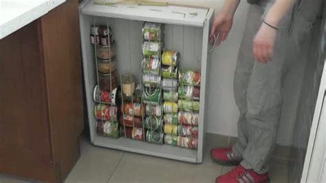 comment fabriquer un rangement pour ses boites de conserve t 226 ches domestiques quotidien