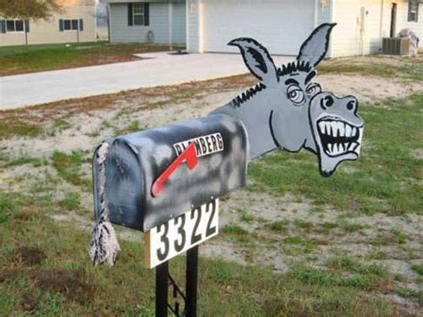 42 Cool And Unusual Mailbox Designs Diy Cat Fencing Concrete Slab Leveling Rustic Kitchen Island Plans Wooden Bird Cage Free Toddler Bunk Bed Alice Madness Returns Cosplay Wolf Costume For Boy Gps Dashboard Mount