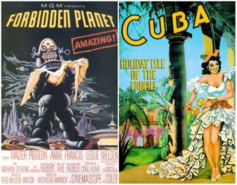 Everything About 50s Posters