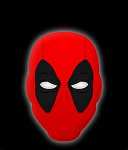 Deadpool Mask by Yurtigo on DeviantArt
