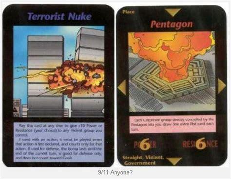 Illuminati The Card 1995 Illuminati Card 01 Illuminatiagenda