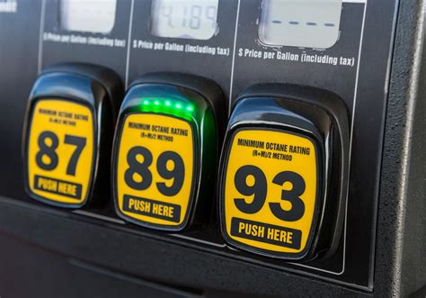 What Do The Numbers On A Gas Pump Mean? Near Tallahassee