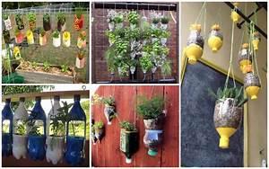Günstige Ideen Für Den Garten : 15 geniale ideen um g nstige garten blument pfe aus ~ Lizthompson.info Haus und Dekorationen