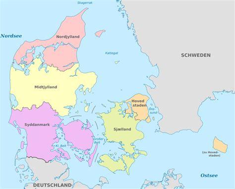 File:Denmark, administrative divisions - de - colored.svg ...