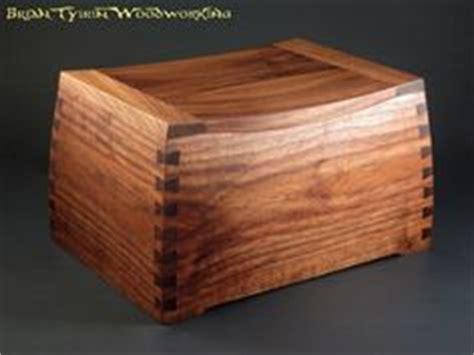 wood cremation urn box plans build  pinterest cremation urns   build