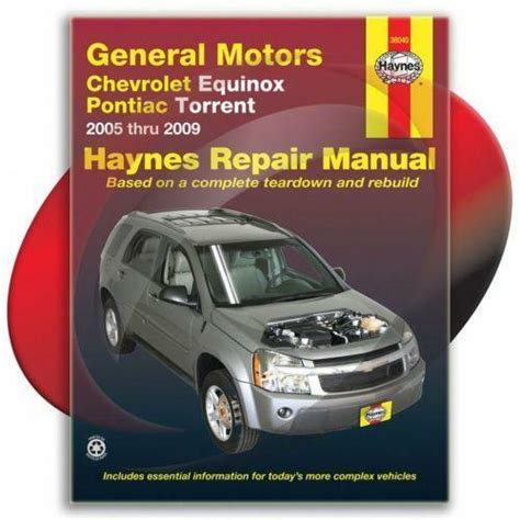 how to download repair manuals 2009 chevrolet equinox regenerative braking chevrolet equinox repair manual ebay