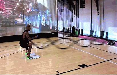 Battle Ropes Workout Training Gifs Alternating Rope