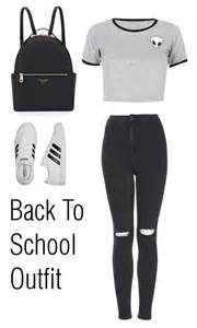 Cute Back to School Outfit Ideas