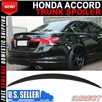 08-12 Honda Accord Sedan 4dr Oe Style Unpainted Abs Jdm ...