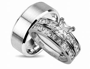 walmart wedding rings sets for him and her sang maestro With wedding ring sets for him and her walmart