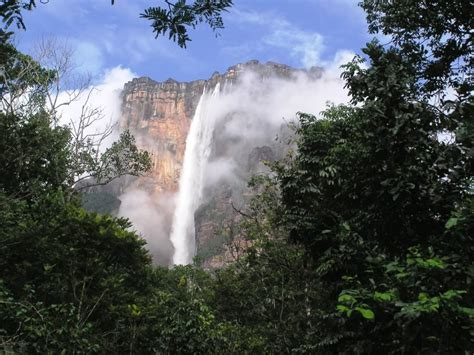 Destination Tour Angel Falls Venezuela