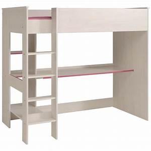 Lit Mezzanine Bureau Enfant : lit superpose avec bureau achat vente lit superpose ~ Teatrodelosmanantiales.com Idées de Décoration
