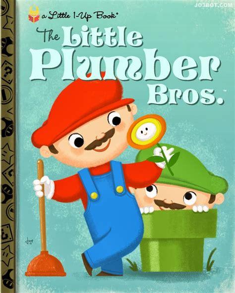 Joebot For The Love Of Nintendo Little Video Game Books