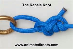 Rapala Knot Tying
