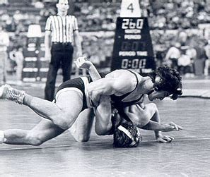 Greg Elinsky by Looking At The Best Wrestlers In Penn State History