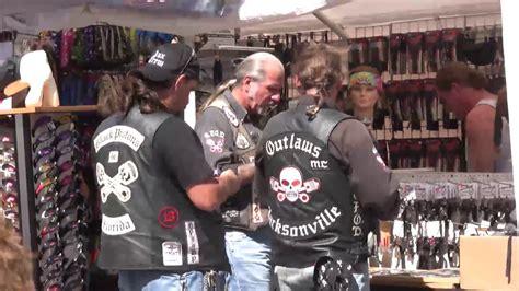 leesburg bikefest motorcycle gang review