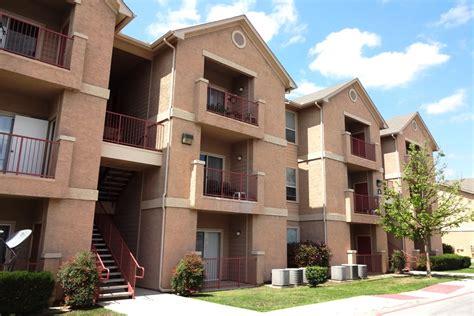 Central Texas Apartments