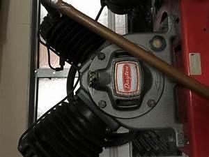 Dayton-speedair 2 Stage Air Compressor Pump