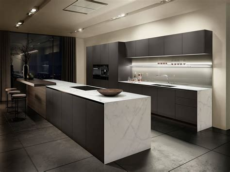 siematic pure la cuisine design minimaliste la
