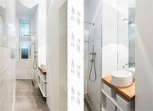 Kleine Badezimmer Mit Dusche : schmales bad mit dusche ~ Bigdaddyawards.com Haus und Dekorationen