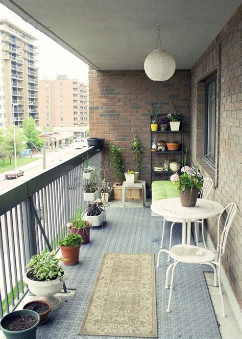 small balcony decorations