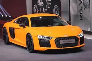 Audi R8 Motor : 2017 audi r8 reviews and rating motortrend ~ Kayakingforconservation.com Haus und Dekorationen