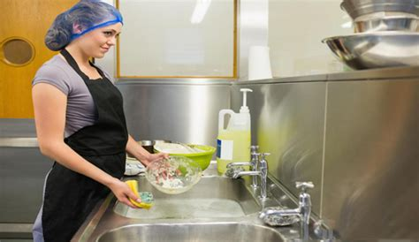 Notes On Kitchen Stewarding by Joncia Hospitality Services