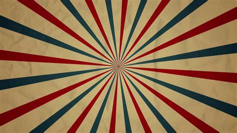 Circus Background Circus Starburst Looped Animation Grunge Background Motion