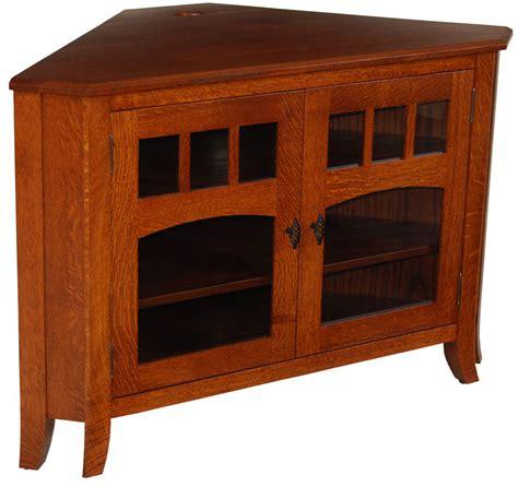 wooden corner tv cabinet woodwork mission corner tv stand pdf plans