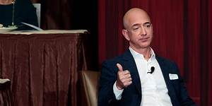 amazon ceo now second richest man in world after stock ...