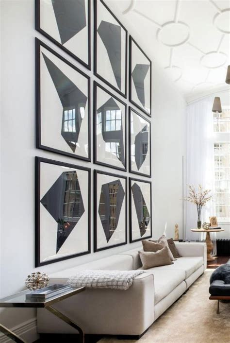 how to decorate walls remodelaholic 24 ideas on how to decorate tall walls