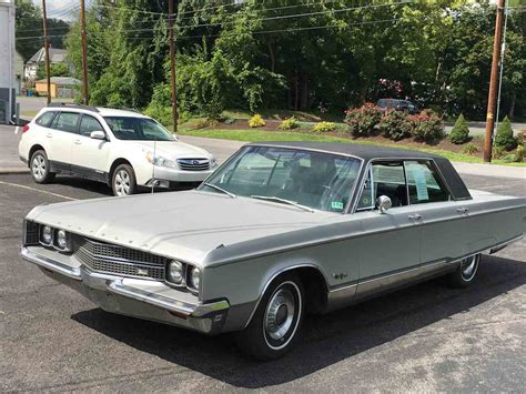 Chrysler Newyorker by 1968 Chrysler New Yorker For Sale Classiccars Cc