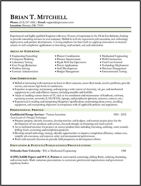 resume samples types  resume formats examples templates