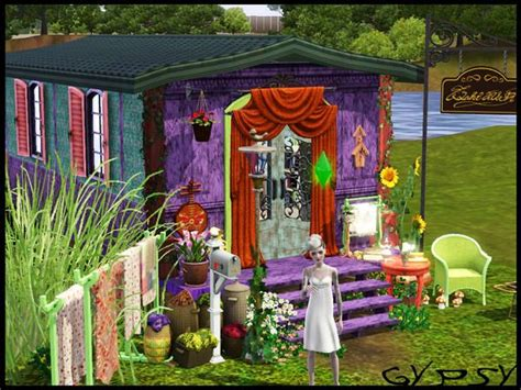 sims  icecreamqueens gypsy starter gaming sims